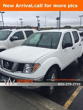 2008 Nissan Frontier for sale in Detroit Lakes, MN