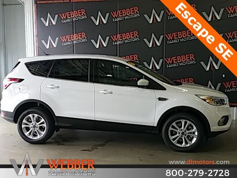 2017 Ford Escape for sale in Detroit Lakes MN