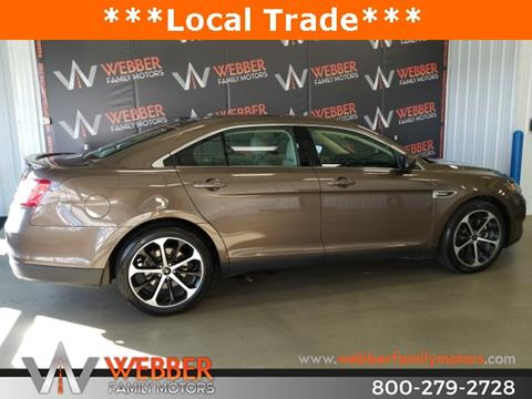 2015 Ford Taurus for sale in Detroit Lakes, MN