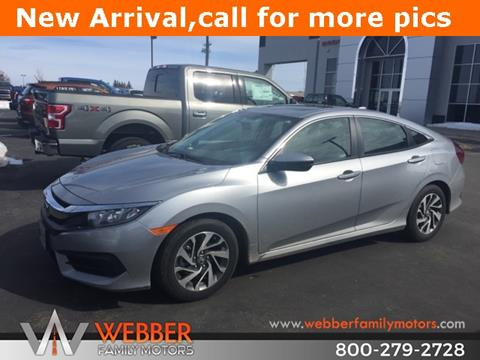 2018 Honda Civic for sale in Detroit Lakes, MN