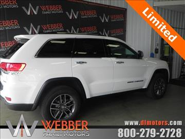 2017 Jeep Grand Cherokee for sale in Detroit Lakes, MN