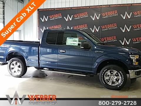 2017 Ford F-150 for sale in Detroit Lakes, MN