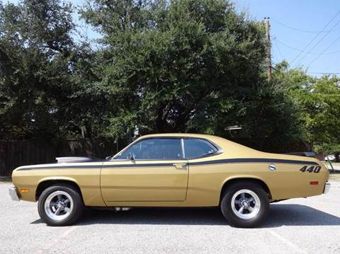 1971 Plymouth Duster for sale in Forney, TX