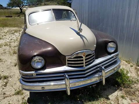 1949 Packard Patrician for sale in Forney, TX