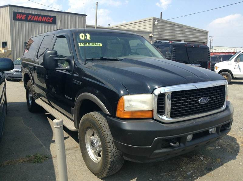 2001 Ford Excursion For Sale In Sioux Falls Sd
