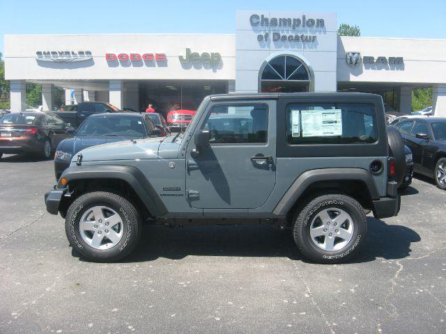 2014 Jeep Wrangler for sale in Decatur AL