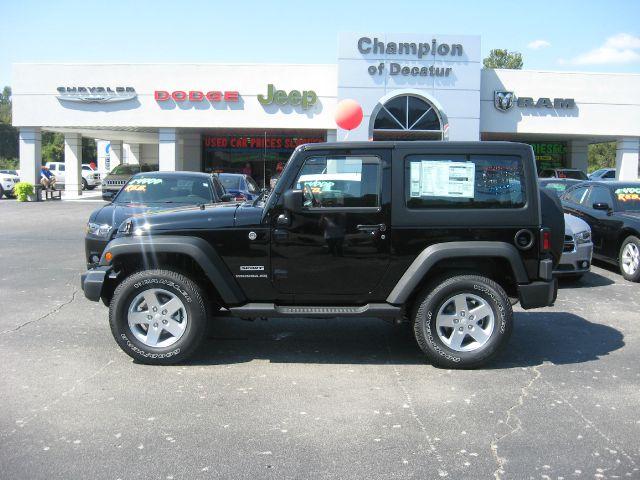 2015 Jeep Wrangler for sale in Decatur AL