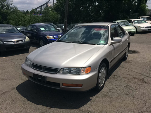 1997 honda accord for sale for Honda passaic nj