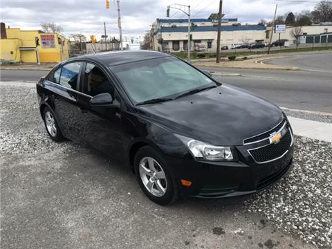2012 Chevrolet Cruze for sale in Passaic, NJ