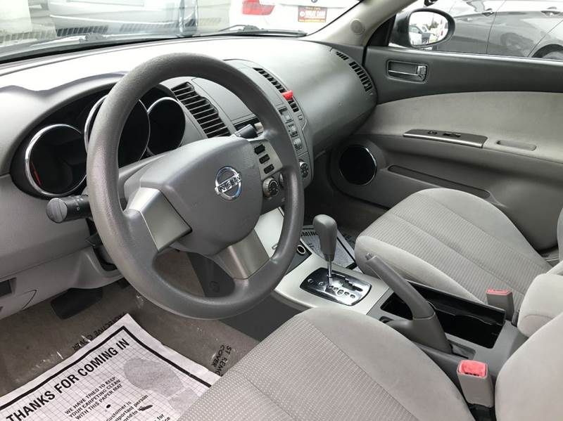 2006 Nissan Altima 2.5 S 4dr Sedan w/Automatic - Sacramento CA