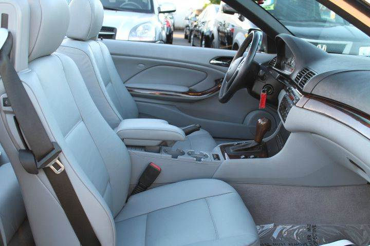 2006 BMW 3 Series 325Ci 2dr Convertible - Sacramento CA