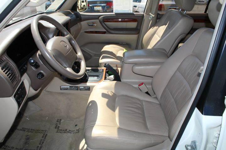 1998 Lexus LX 470 AWD 4dr SUV - Sacramento CA
