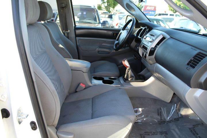 2005 Toyota Tacoma V6 4dr Double Cab 4WD SB - Sacramento CA
