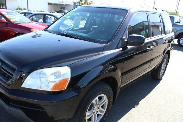 2005 Honda Pilot EX 4WD 4dr SUV - Sacramento CA