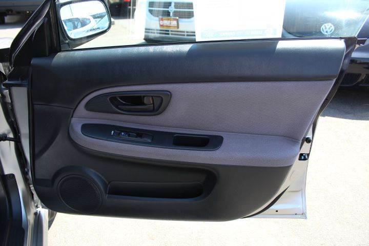 2007 Subaru Impreza AWD 2.5 i 4dr Wagon (2.5L F4 4A) - Sacramento CA