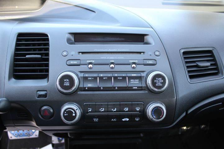 2006 Honda Civic EX 2dr Coupe w/Automatic - Sacramento CA