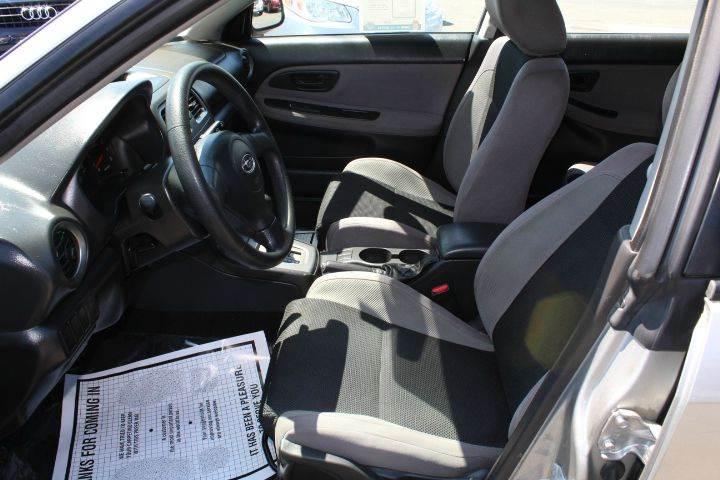 2007 Subaru Impreza 2.5 i AWD 4dr Wagon (2.5L F4 4A) - Sacramento CA