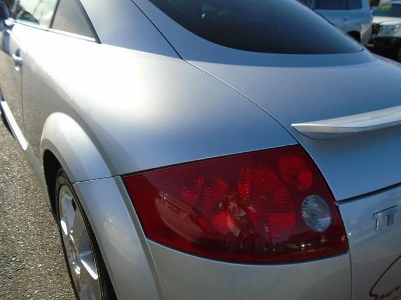 2002 Audi TT 225hp quattro AWD 2dr Hatchback - Sacramento CA