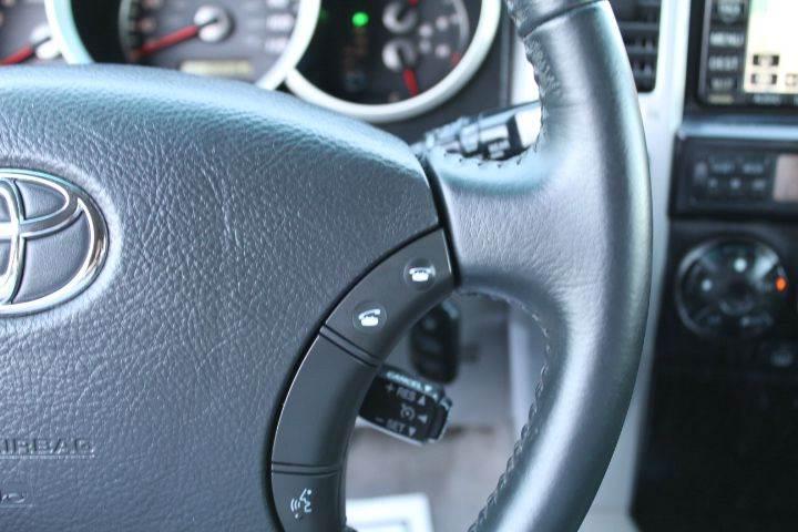 2007 Toyota 4Runner Limited 4dr SUV 4WD V6 - Sacramento CA