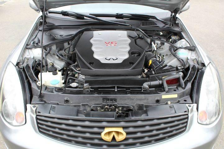 2003 Infiniti G35 2dr Coupe - Sacramento CA