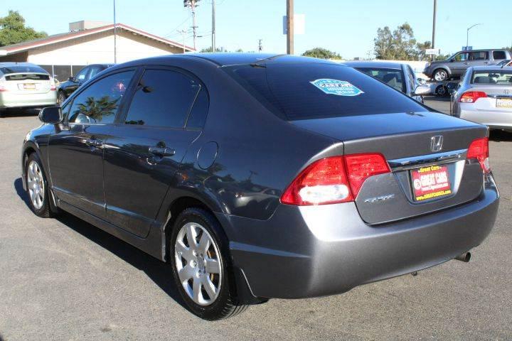 2011 Honda Civic LX 4dr Sedan 5A - Sacramento CA