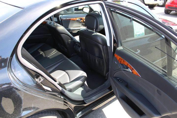 2005 Mercedes-Benz E-Class E 320 4dr Sedan - Sacramento CA