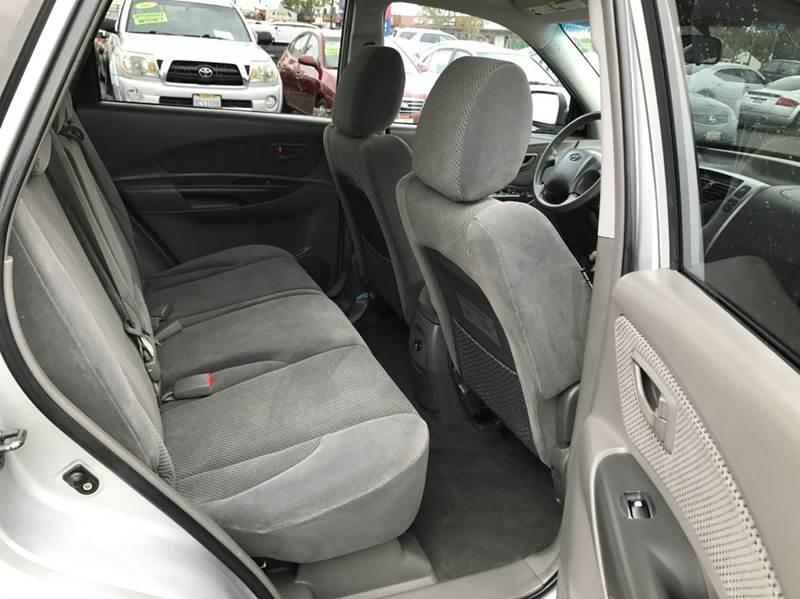 2007 Hyundai Tucson SE 4dr SUV - Sacramento CA