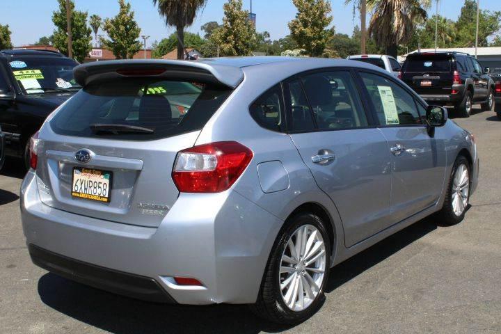 2013 Subaru Impreza 2.0i Limited AWD 4dr Wagon - Sacramento CA