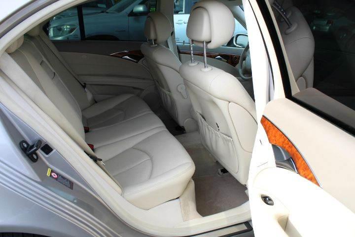 2006 Mercedes-Benz E-Class E 350 4dr Sedan - Sacramento CA