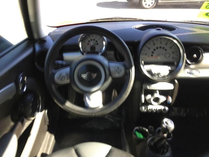 2007 MINI Cooper S 2dr Hatchback - Sacramento CA