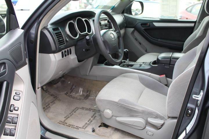 2005 Toyota 4Runner SR5 4WD 4dr SUV - Sacramento CA