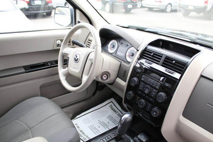 2008 Mazda Tribute Hybrid Grand Touring 4dr SUV - Sacramento CA