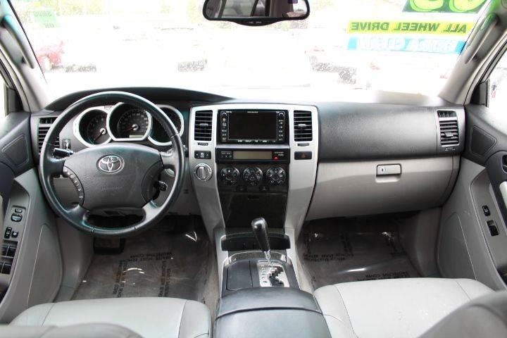 2005 Toyota 4Runner Limited 4WD 4dr SUV - Sacramento CA