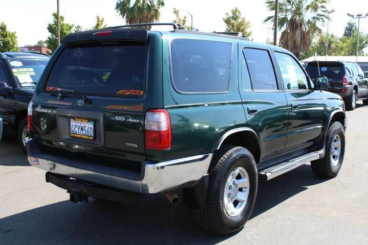 1999 Toyota 4Runner 4dr SR5 4WD SUV - Sacramento CA