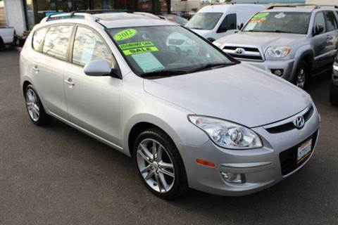 2012 Hyundai Elantra Touring for sale in Sacramento, CA