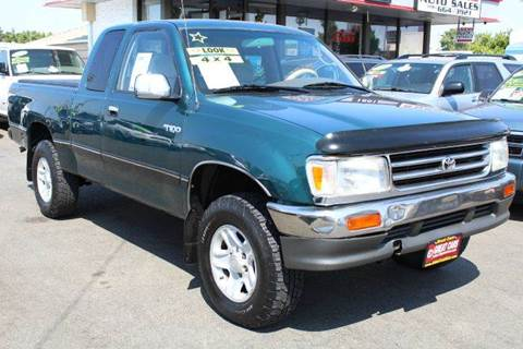 Toyota T100 For Sale Carsforsale Com
