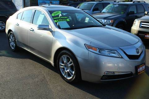 2009 Acura TL for sale in Sacramento, CA