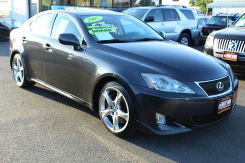 2007 Lexus IS 350 for sale in Sacramento, CA
