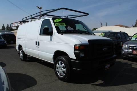 2011 Ford E-Series Cargo for sale in Sacramento, CA