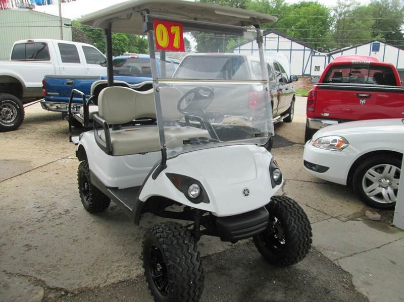 2007 Yamaha GOLF CART