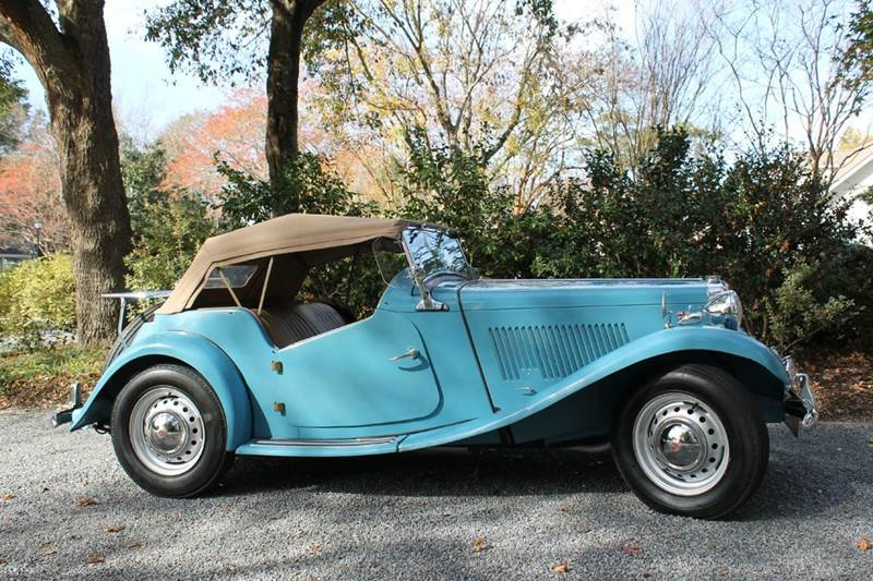 1950 MG TD for sale in Mt. Pleasant, SC