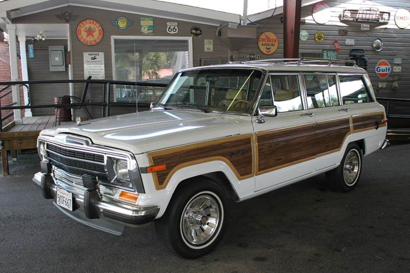1988 jeep grand wagoneer in mount pleasant sc coastal. Black Bedroom Furniture Sets. Home Design Ideas