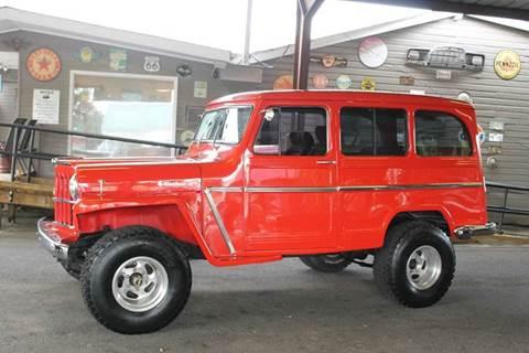 1963 Willys Wagon