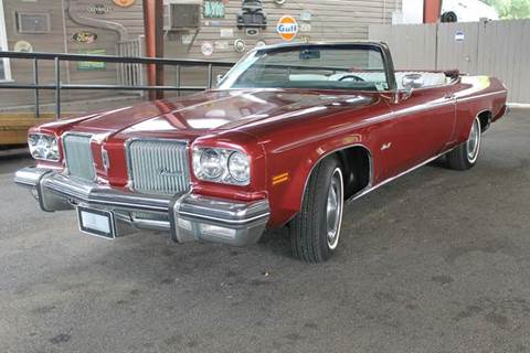 1974 Oldsmobile Delta Eighty-Eight Royale