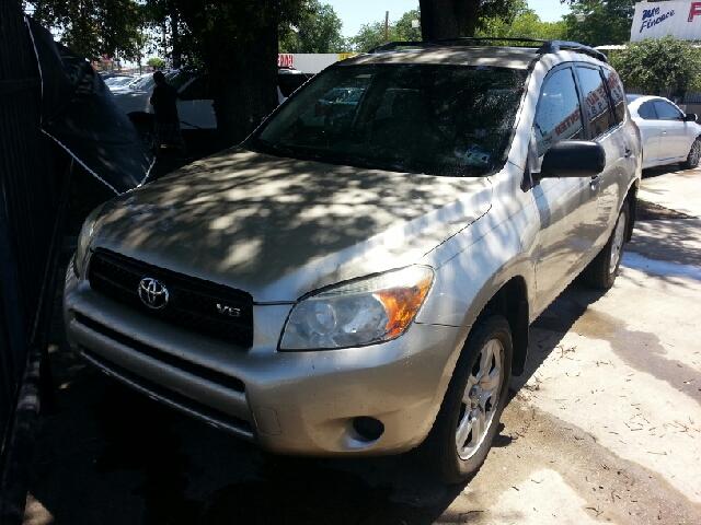 2008 TOYOTA RAV4 for sale in San Antonio TX