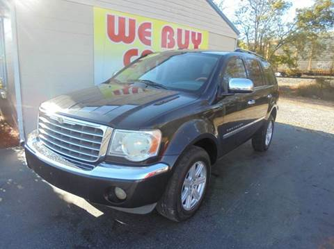 chrysler aspen for sale north dakota. Cars Review. Best American Auto & Cars Review