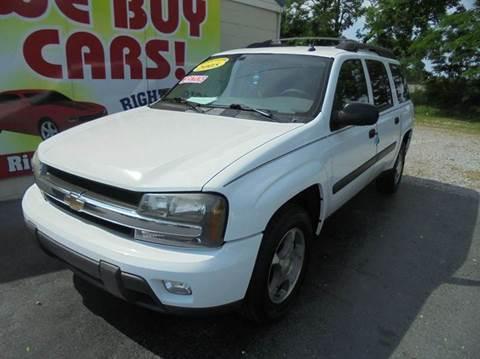 2005 Chevrolet TrailBlazer EXT for sale in Murfreesboro, TN