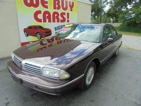 1996 Oldsmobile Ninety-Eight for sale in Murfreesboro, TN