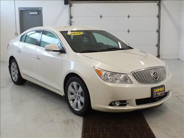 2011 Buick LaCrosse for sale in Newton, IA