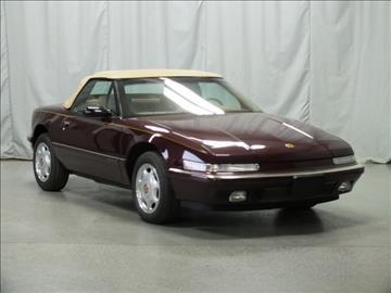 1991 Buick Reatta for sale in Newton, IA